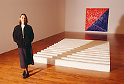 Paula Cooper, gallery owner in Soho, New York City.