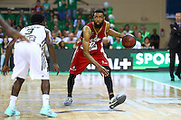 Anthony Dobbins  - 20.06.2015 - Limoges / Strasbourg - Finale Pro A<br /> Photo : Manuel Blondeau / Icon Sport