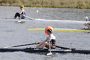Eton, United Kingdom    GBR LW1X,  disappointed Andrea DENNIS after the women's lightweight single Sculls,  Sunday Final, 2012 GB Rowing Trials, Dorney Lake. Near Windsor Berks Sunday  11/03/2012  [Mandatory Credit; Peter Spurrier/Intersport-images]