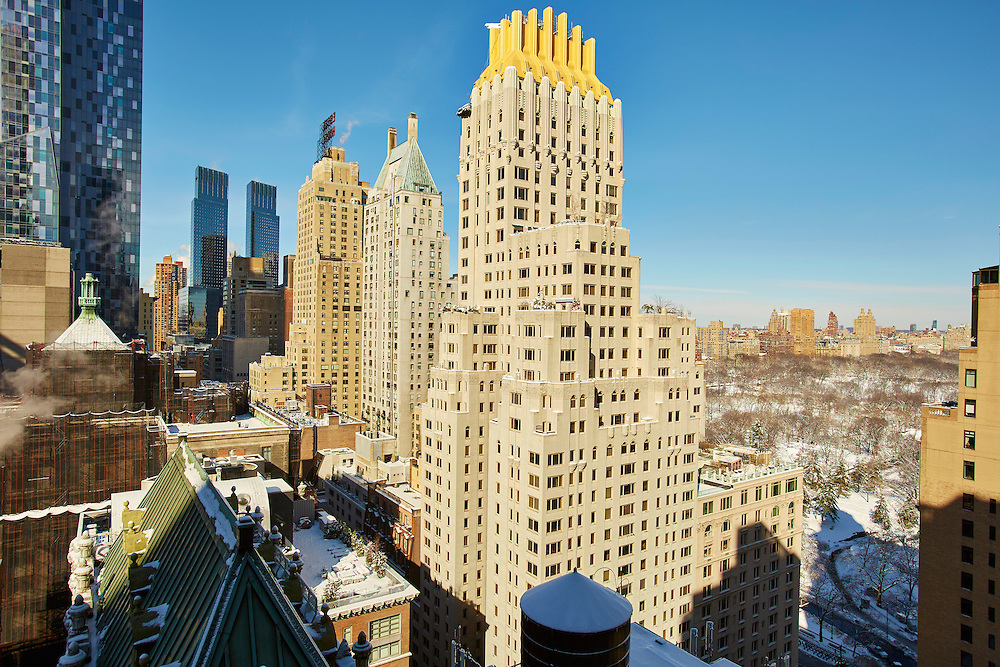 View from 58 West 58th Street, 27th floor