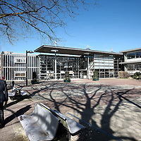 Nederland, Landsmeer , 20 maart 2012..Het Gemeentehuis in Landsmeer..Foto:Jean-Pierre Jans