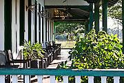 Aquidauana_MS, Brasil...Varanda da  Fazenda Rio Negro no Pantanal...The porch in the Rio Negro farm in Pantanal...Foto: JOAO MARCOS ROSA / NITRO