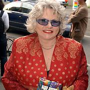 Uitreiking Bert Haantra Oeuvreprijs 2004, Sylvia de Leur