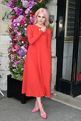July 3, 2017 - Paris, France - PIXIE LOTT - Show Schiaparelli - Paris Fashion Week Haute Couture 2017/2018 - 03/07/2017 - FRANCE (Credit Image: © Visual via ZUMA Press)