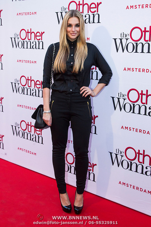NLD/Amsterdam//20140401 - Filmpremiere The Other Woman, Gaby Blaaser