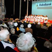 Dag van de ouderen, optreden Moluks koor