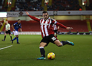 Billy Sharp of Sheffield Utd during the English League One match at Bramall Lane Stadium, Sheffield. Picture date: December 10th, 2016. Pic Simon Bellis/Sportimage