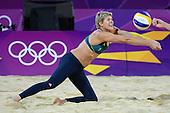 Beach Volleyball, Womens - AUS (Cook/Hinchley) vs AUT (D. Schwaiger/S. Schwaiger) [Preliminary]