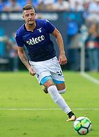 SS Lazio's Sergej Milinkovic-Savic during XXXIII Costa del Sol Trophy. August 5,2017. (ALTERPHOTOS/Acero)