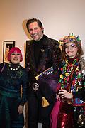 ZANDRA RHODES,  ANTHONY LYCETT, SOPHIE COCHEVELOU,  Them, Redfern Gallery PV. Cork St. London. 22 January 2020
