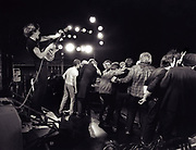 Ian Dury and the Blockheads live with Wilko Johnson London 1981