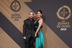 March 19, 2018 - Lisbon, Lisbon, Portugal - Portugal's futsal player Ricardinho poses on arrival at 'Quinas de Ouro' 2018 ceremony held and the Pavilhao Carlos Lopes in Lisbon, on March 19, 2018. (Credit Image: © Dpi/NurPhoto via ZUMA Press)