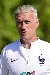 May 24, 2018 - Clairefontaine, France, France - Didier Deschamps - selectionneur / Entraineur  (Credit Image: © Panoramic via ZUMA Press)
