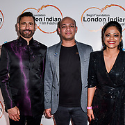 Cary Sawhney and guests arrives at London Indian Film Festival world premiere of Anubhav Sinha's 'Article 15' at Picturehouse Central, on 20 June 2019, London , UK.
