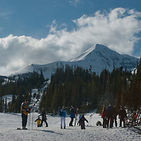 Big Sky Resort, Big Sky, Montana