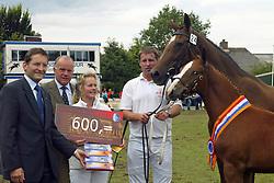024-Aikido-Van Veen Mw<br /> KWPN Paardendagen 2005<br /> Photo © Hippo Foto