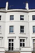 House near Lancaster Gate, London