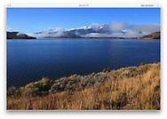 Dillon Reservoir, Colorado, USA