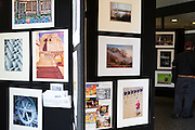 The Milpitas Camera Club hosts their 10th Anniversary Print Show at the Milpitas Community Center's Phantom Art gallery on July 23, 2012.  Photo by Stan Olszewski/SOSKIphoto.com.