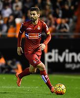 RCD Espanyol's V. Alvarez  during La Liga match. February 13, 2016. (ALTERPHOTOS/Javier Comos)