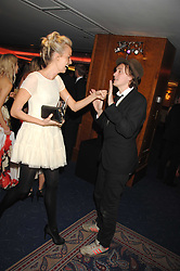 LADY LOUISA COMPTON and    at the 2008 Boodles Boxing Ball in aid of the charity Starlight held at the Royal Lancaster Hotel, London on 7th June 2008.<br /> <br /> NON EXCLUSIVE - WORLD RIGHTS