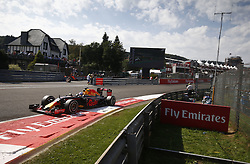 August 28, 2016 - Spa Francorchamps, Belgium - Motorsports: FIA Formula One World Championship 2016, Grand Prix of Belgium, .#3 Daniel Ricciardo (AUS, Red Bull Racing) (Credit Image: © Hoch Zwei via ZUMA Wire)