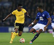 Divock Origi of Lille - UEFA Europa League - Everton vs  Lille - Goodison Park Stadium - Liverpool - England - 6th November 2014 - Pic Simon Bellis/Sportimage