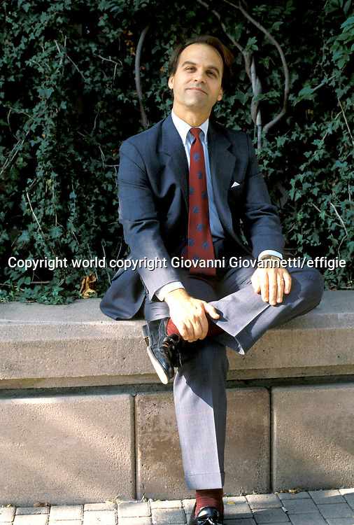 Scott Turow<br />world copyright Giovanni Giovannetti/effigie / Writer Pictures<br /> <br /> NO ITALY, NO AGENCY SALES / Writer Pictures<br /> <br /> NO ITALY, NO AGENCY SALES