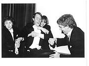 Rupert Soamer, Roderick Campbell and Richard Bott, party in Oxford approx. 1980© Copyright Photograph by Dafydd Jones 66 Stockwell Park Rd. London SW9 0DA Tel 020 7733 0108 www.dafjones.com