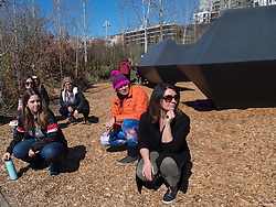 Tiny Trees Preschool Staff Development Day at Olympic Sculpture Park