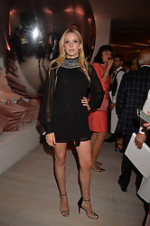 Greta Bellamacina at the Tatler's English Roses 2017 party in association with Michael Kors held at the Saatchi Gallery, London England. 29 June 2017.<br /> Photo by Dominic O'Neill/SilverHub 0203 174 1069 sales@silverhubmedia.com