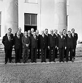 1965 - 21/04 New Cabinet at Áras