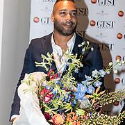 NLD/Amsterdam//20170706 - Lancering 'GTST' Magazine, Everon Jackson Hooi