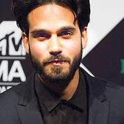 NLD/Amsterdam/20151012 - MTV EMA Pre Party, Kai Nambiar