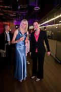 ALICE CLARKE; JANE BURTON, The Tate Movie Project Launch, Tate Modern. London. 5 July 2011. <br /> <br />  , -DO NOT ARCHIVE-© Copyright Photograph by Dafydd Jones. 248 Clapham Rd. London SW9 0PZ. Tel 0207 820 0771. www.dafjones.com.