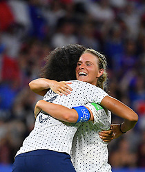 France's joy amandine Henry during FIFA Women's World Cup France group A match France v Brazil on June 23, 2019 in Le Havre, France. France won 2-1 after extra time reaching quarter-finals. Photo by Christian Liewig/ABACAPRESS.COM