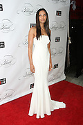 """December 6, 2012- New York, NY: Author/Actress/Model Padma Lakshimi attends the ' Keep A Child Alive Black Ball """" Redux """" 2012 ' held at the Apollo Theater on December 6, 2012 in Harlem, New York City. The Benefit pays homage to Oprah Winfrey, Angelique Kidjo for their philanthropic contributions in Africa and worldwide and celebrates the power of woman and the promise of an AIDS-free Africa. (Terrence Jennings)"""