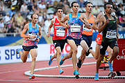 Samir Dahmani (FRA) competes in 1500m Menduring the Meeting de Paris 2018, Diamond League, at Charlety Stadium, in Paris, France, on June 30, 2018 - Photo Julien Crosnier / KMSP / ProSportsImages / DPPI