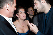 TRACEY EMIN, ICA Annual Institute of Contemporary Arts Fundraising Gala. Koko's Camden. London. 24 March 2010