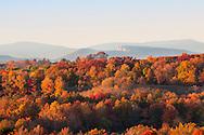 Salisbury Mills, New York - Scenes from an autumn afternoon  on Oct.26, 2015.