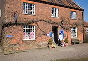 The Parish Lantern gift shop, Walberswick, Suffolk