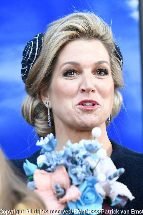 Koningsdag 2017 in Tilburg / Kingsday 2017 in Tilburg<br /> <br /> Op de foto / On the photo:  Koningin Maxima en prinses Ariane / Queen Maxima