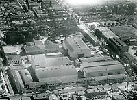 1928 Aerial view of United Artist Studios