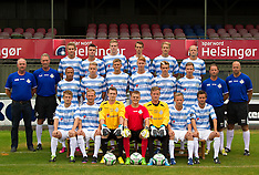 25 Jul 2013 FC Helsingør Spillerfotografering