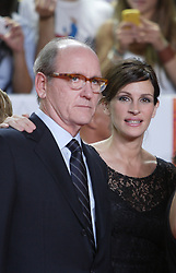 Sep 16, 2010 - Rome, Italy - Actress JULIA ROBERTS and actor RICHARD JENKINS during the ''Eat Pray Love'' Rome's premiere. (Credit Image: © Evandro Inetti/ZUMApress.com)