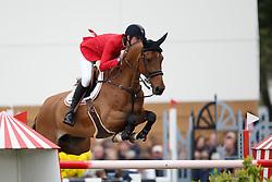 Verlooy Jos, (BEL), Domino<br /> Furusiyya FEI Nations Cup presented by Longines<br /> Longines Jumping International de La Baule 2015<br /> © Hippo Foto - Dirk Caremans<br /> 15/05/15