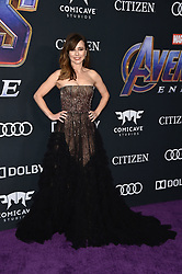 Linda Cardellini attends the world premiere of Walt Disney Studios Motion Pictures 'Avengers: Endgame' at the Los Angeles Convention Center on April 22, 2019 in Los Angeles, CA, USA. Photo by Lionel Hahn/ABACAPRESS.COM
