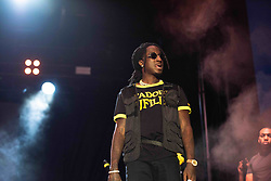 September 9, 2018 - K Camp (Kristopher Campbell) performing at One MusicFest in Atlanta, GA on 09 September 2018 (Credit Image: © RMV via ZUMA Press)