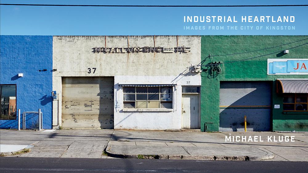 Industrial Heartland Book