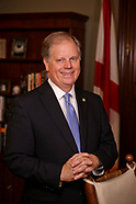Senator Jones Portrait